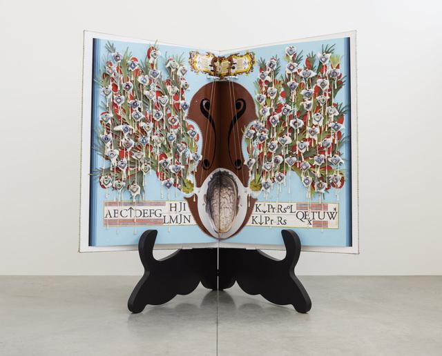 , 'Les Ames Mortes,' 2009, Zeno X Gallery