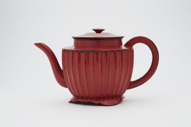 , 'Ridged water pitcher, Negoro style,' 2016, Ippodo Gallery