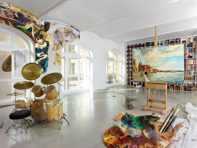 , 'Giudecca,' 2016, Galerie Schimming