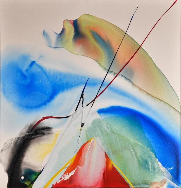 , 'Phenomena Ever Cross Over,' 1969, Debra Force Fine Art