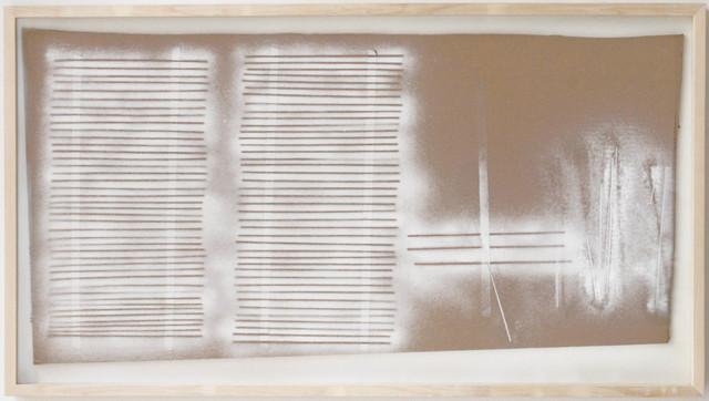 , 'Sin Título (Proceso Tubos Blancos) 2,' 2014, CURRO