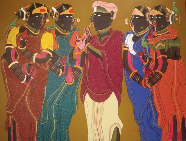 Thota Vaikuntam, 'Untitled', Art Pilgrim