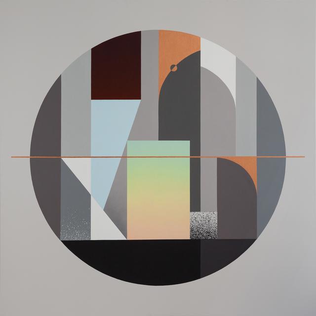 Rubin 415, 'New York Express', 2019, Roman Fine Art