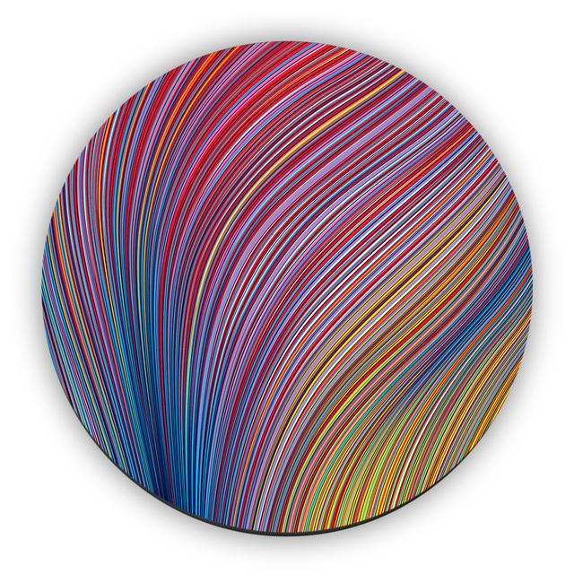 , 'Shifting Circle,' 2019, Corey Helford Gallery