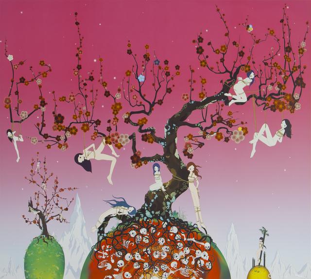 Chiho Aoshima, 'Japanese Apricot 3', 2008, Mixer