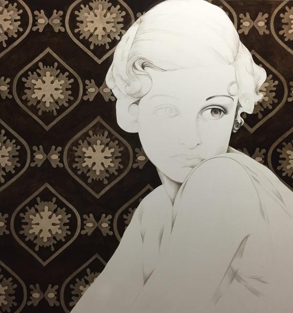 , 'Iris,' 2018, MPV Gallery