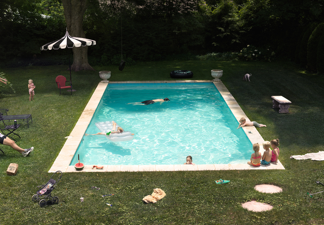 , 'Pool,' 2015, Robert Mann Gallery
