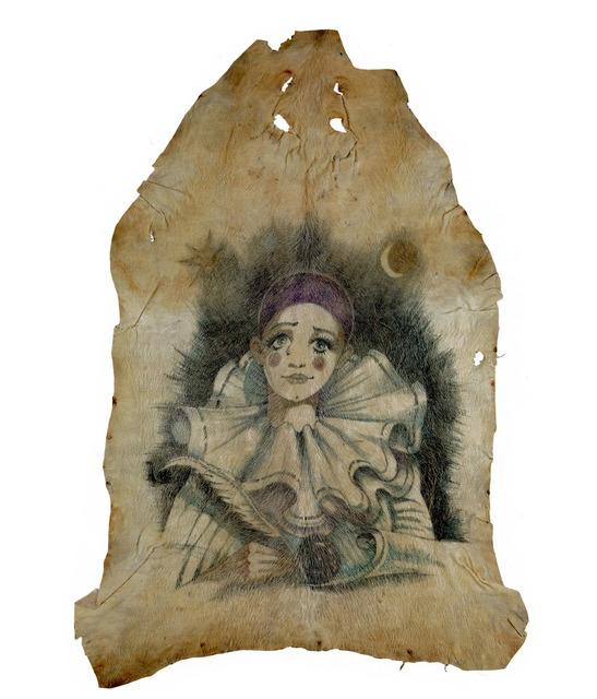 , 'Pierrot,' 2003, Gallery Guy Pieters
