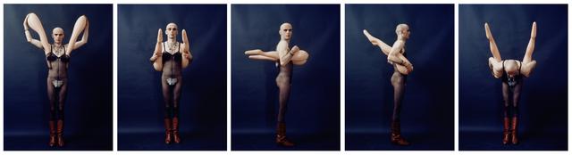 , 'Gebaute Figuren,' 1974, Anita Beckers