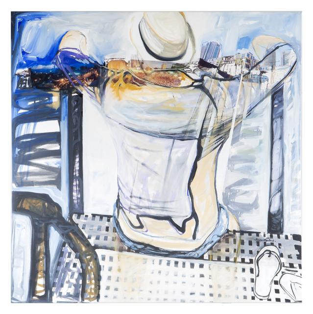, 'Nostalgia for tomorrow,' 2015, Art On 56th