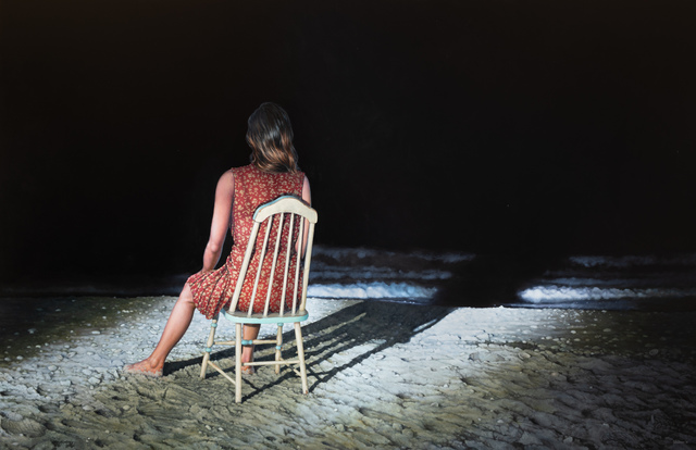 , 'On The Edge of the Moon,' 2019, David Klein Gallery