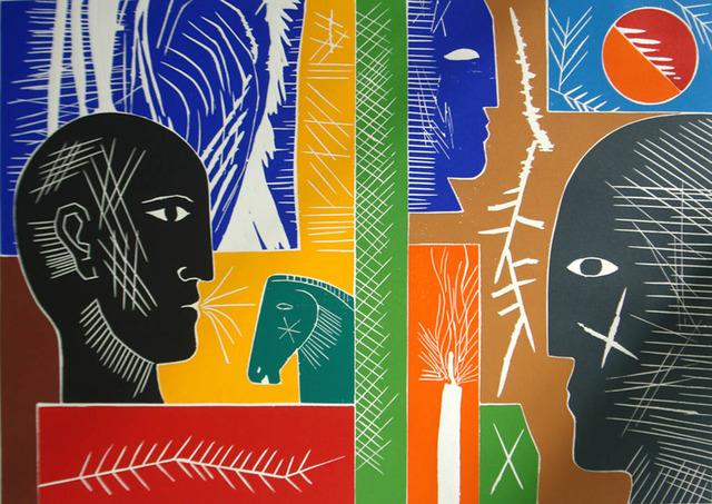 , 'Attori XVIII/ XX,' 2010, Zane Bennett Contemporary Art