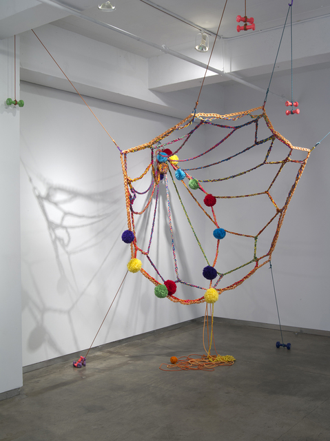 , 'Perpetual Dream Catcher,' 2013, bitforms gallery