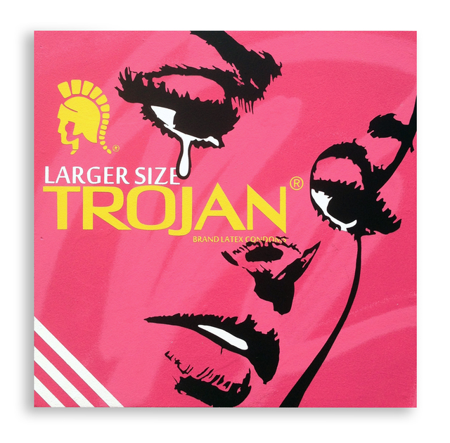 , 'Trojan: Larger Size,' 2015, StolenSpace Gallery
