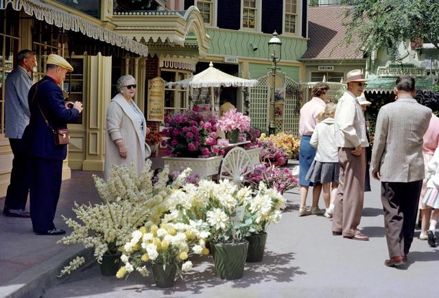 , 'Disneyland 1962,' 2017, CASA GOTXIKOA