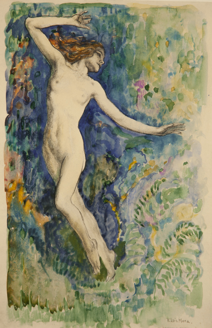 , 'Dancing Nymph,' ca. 1922, ACA Galleries