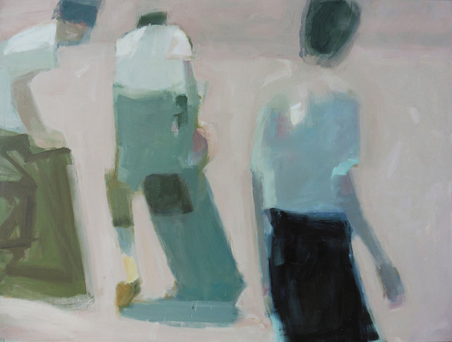 Caroline Yates, 'Sack Race', 2109, Hicks Gallery