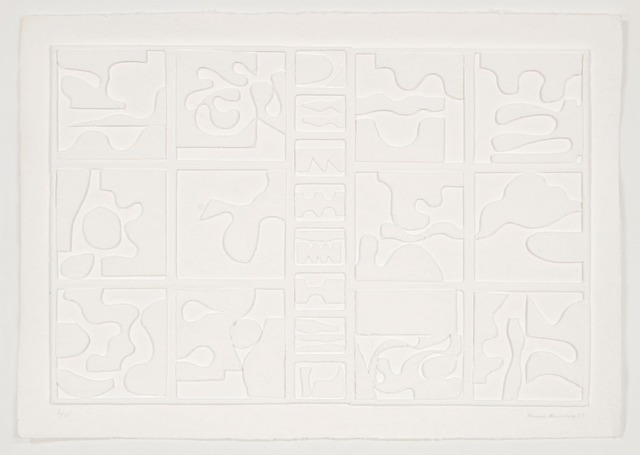 Louise Nevelson, 'Dawn's Clouds', 1977, Thomas French Fine Art