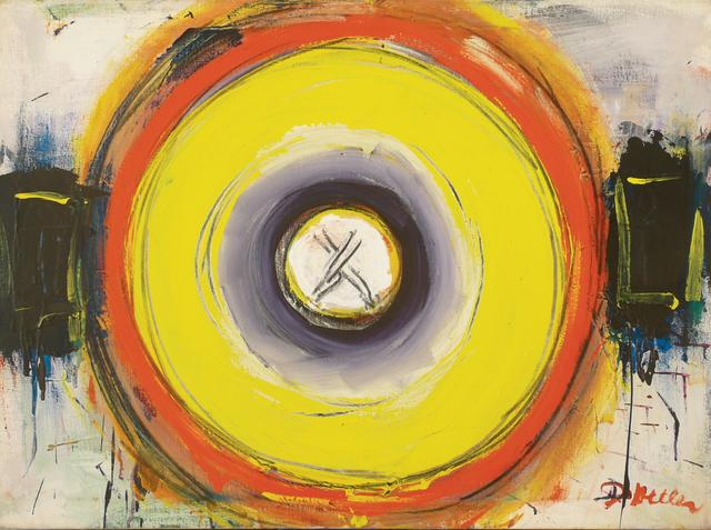 , 'Mandala III ,' 1966, Walter Wickiser Gallery