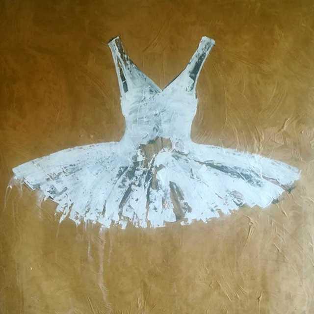 Ewa Bathelier, 'Tuscany dress', 2018, Galleria Ca' d'Oro