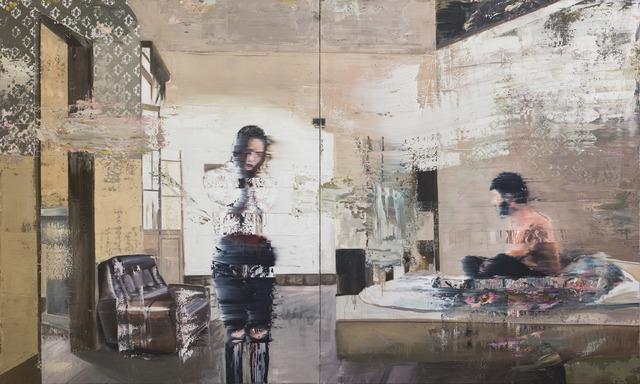 , 'Liquid Bedroom,' 2016, Opera Gallery