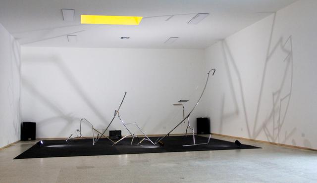 , 'String Piece for a Sure Line,' 2017, Emerson Dorsch
