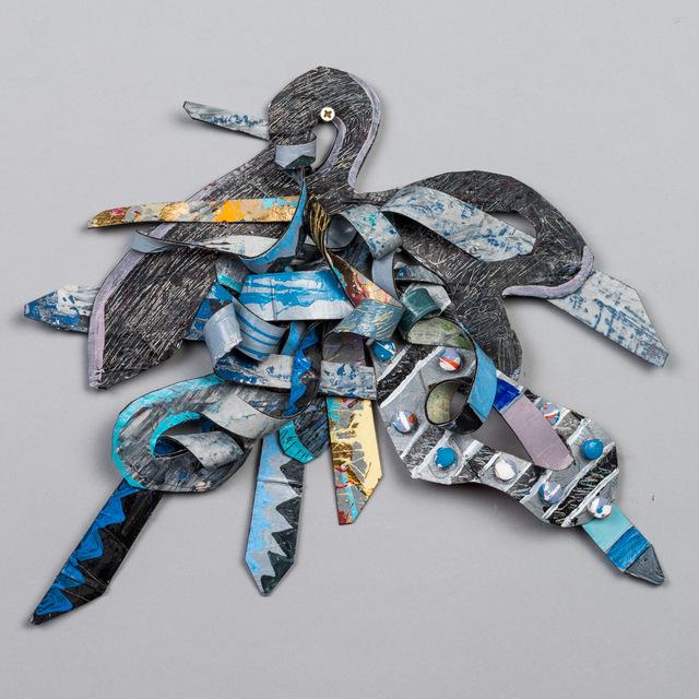 , 'Silent Prayers I,' 2015, Marta Hewett Gallery