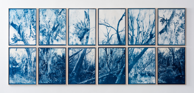 , 'Dream in Blue,' 2019, Litvak Contemporary