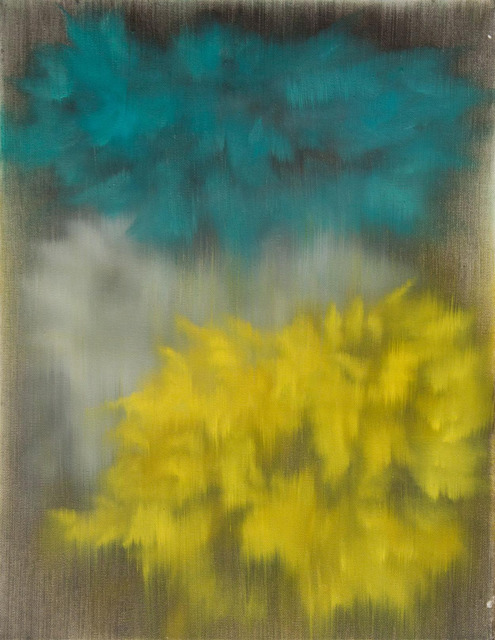 Ross Bleckner, 'Untitled', 2012, MARUANI MERCIER GALLERY