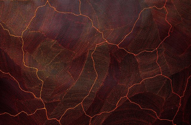 , 'Lightning,' 2018, Tambaran
