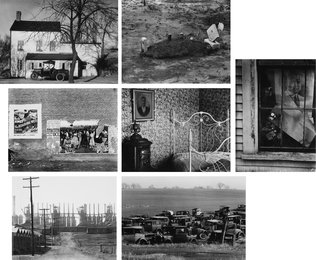 Selected images from Walker Evans