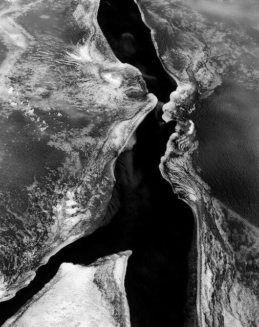 , 'Ice, Oneonta Gorge, Oregon,' 1985, Gallery 270