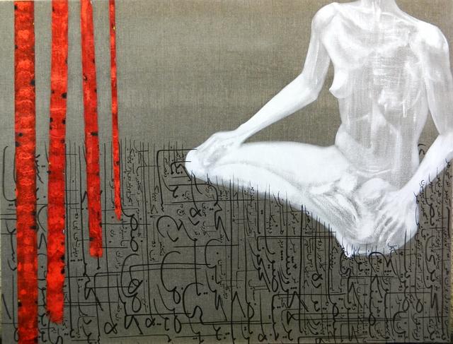 , 'Rain II,' 2015, Susan Eley Fine Art