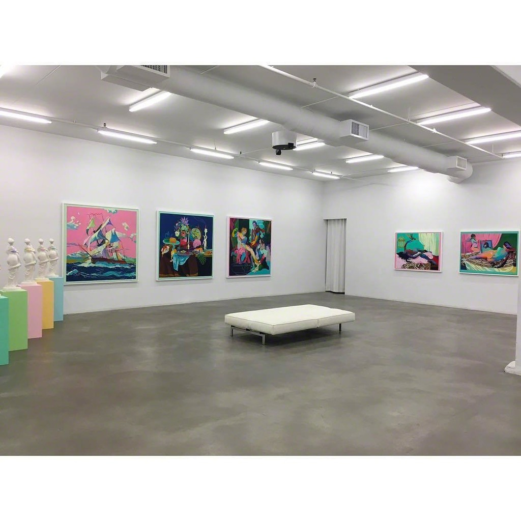 "Install shot of ""Expensive Things"""