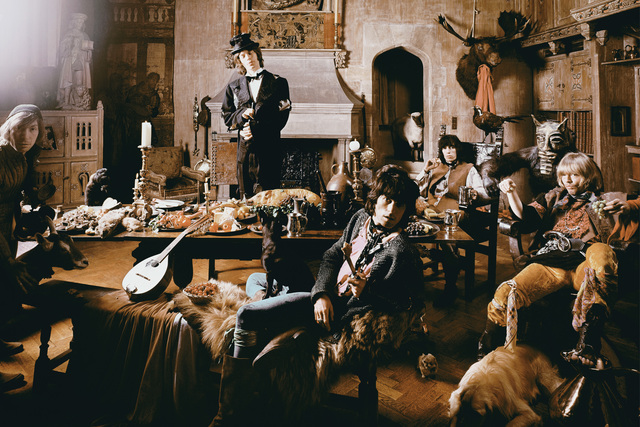 , 'The Rolling Stones, 1968 - Stones into the Camera, Beggars Banquet,' 1968, TASCHEN