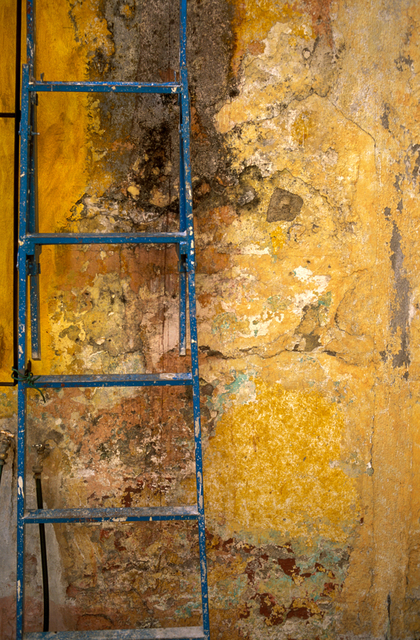 , 'Blue Ladder, Oaxaca,' , Soho Photo Gallery