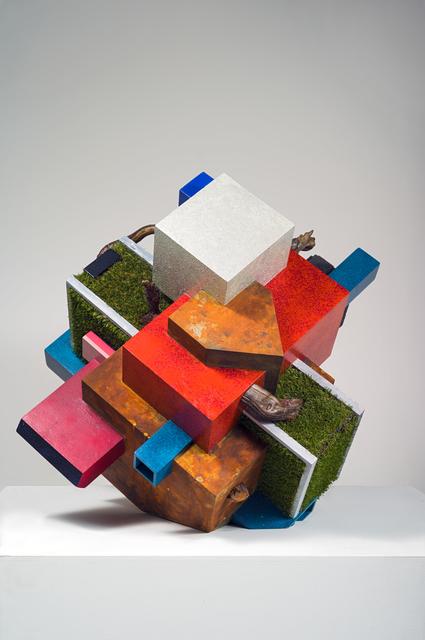 , 'Urban Solid 1 ,' 2018, GCA Gallery