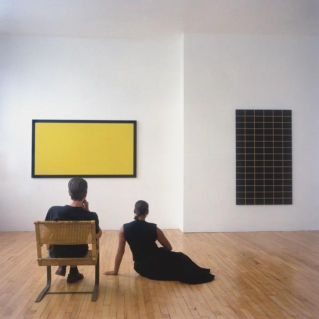 , 'Artist, Seated,' 2003-2005, Edward Hopper House