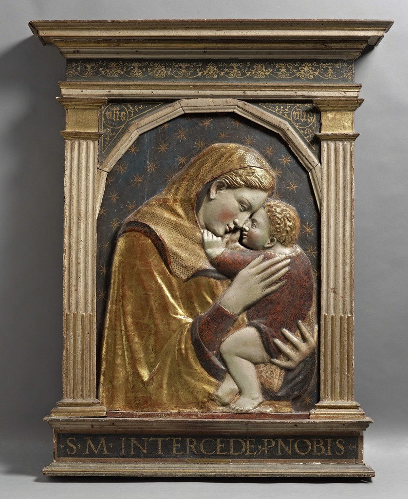 The Pazzi Madonna