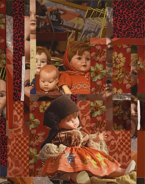 , 'Doll 1,' 2018, Carter Burden Gallery