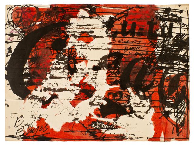 , 'Besos Brujos,' 1965, Del Infinito