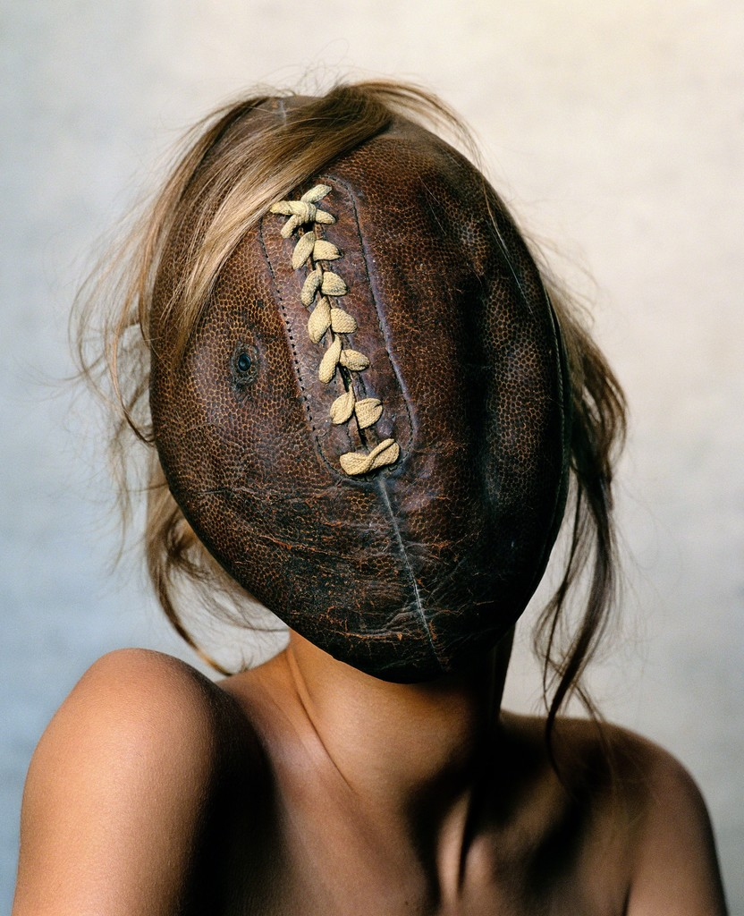 Football Face, New York