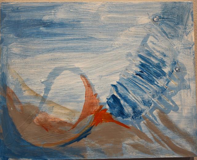 Beth Barry, 'Sea Wall Series 27', 2019, Carter Burden Gallery