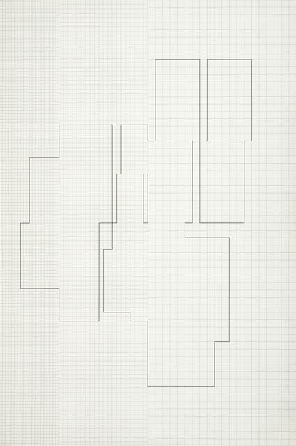 , 'koordination p3-14-1975, 3rd distribution,' 1978, VILTIN Gallery