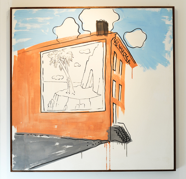 , 'Get Away,' 2017, Capsule Gallery