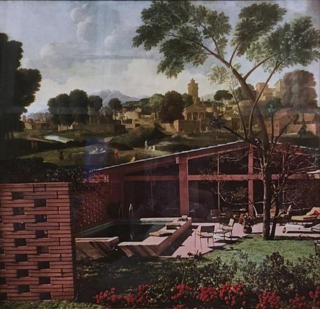 , 'Poolside Tree,' 1980, Zevitas Marcus