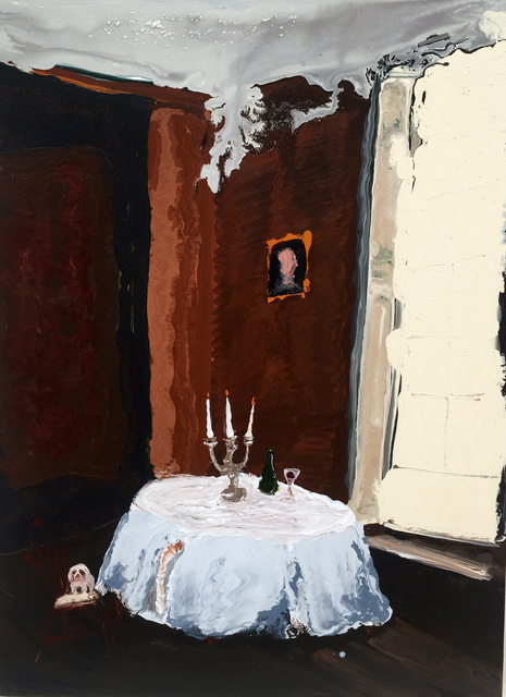 , 'Party for one,' 2016, Half Gallery