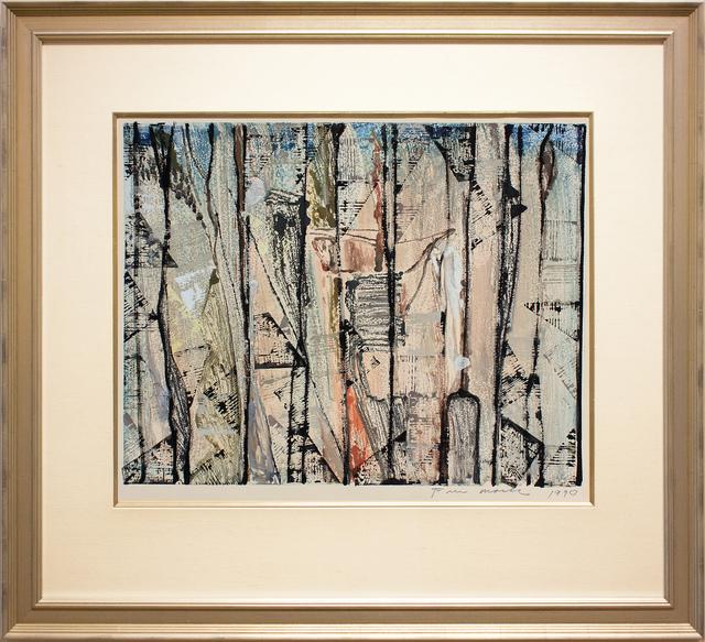 , 'Weeping Wall,' 1990, HOHMANN
