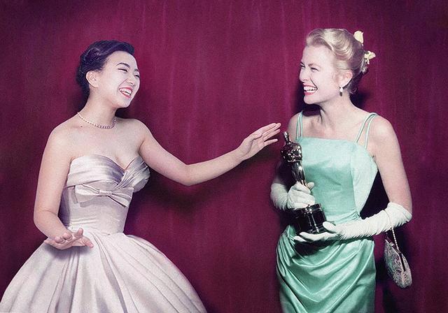, 'Grace Kelly & Celine Liu ,' 2014, MO-Industries
