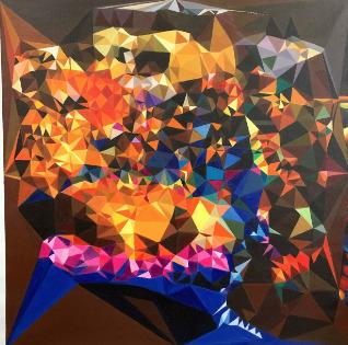 Jamie Marinez, 'Yellow ', 2019, Walter Wickiser Gallery